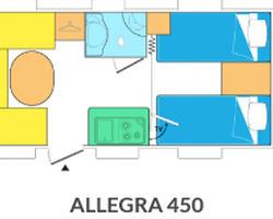 Allegra 450