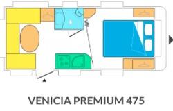 Venicia Premium 475