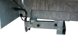 Plataformas doble eje con freno